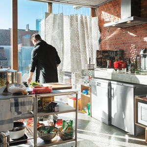 lofty heights kitchen
