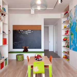extended morton street kids room