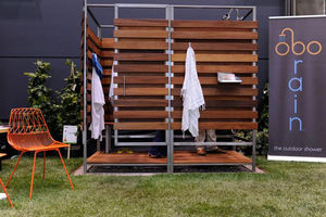 Dwell on Design Outdoor Shower
