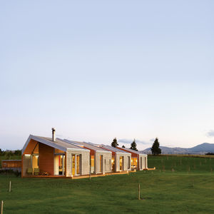 longhouse exterior