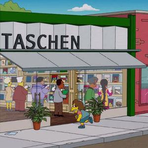 taschen simpsons