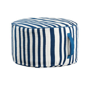 outdoor pouffe by CB2