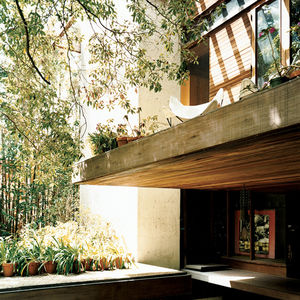 kappe house exterior terrace