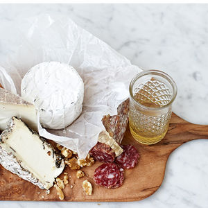 Herriott Grace cheese wood board