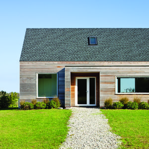 the greenest home passive house