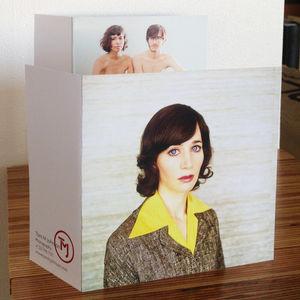 Photo promo of Miranda July by photographer Tom M Johnson