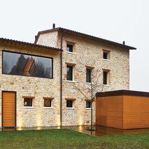 chiavelli residence facade