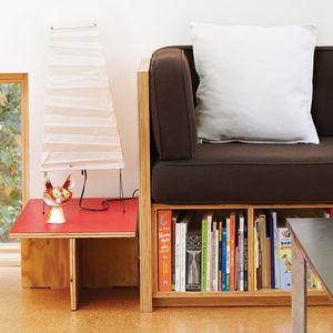 hale residence living room sofa