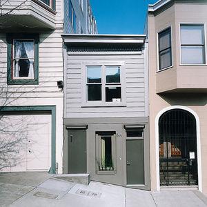 lantern house exterior front