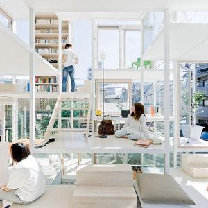 House NA by Sou Fujimoto