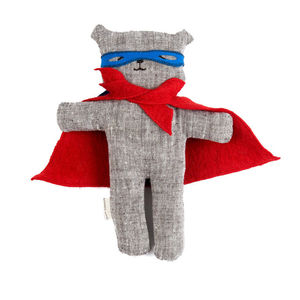 super ted red front site