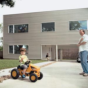 finley wamble house exterior front portrait