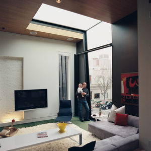 12alder house living room portrait