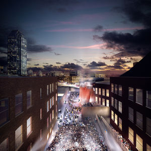 The Living Young Architects Program MoMA PS1 carbon neutral green architecture