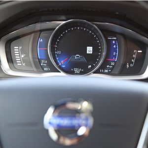 volvo dashboard