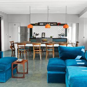 marston house interior living room