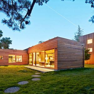 sustainable residence night