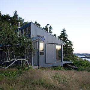 porter cottage extended exterior side