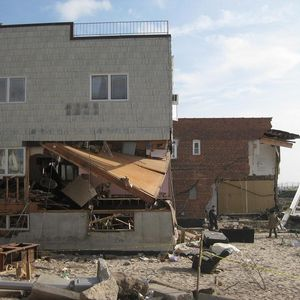 A field assessment of property damage from Hurricane Sandy