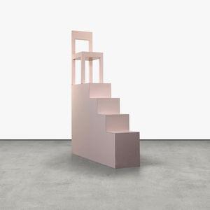Alessandro Mendini pink non chair
