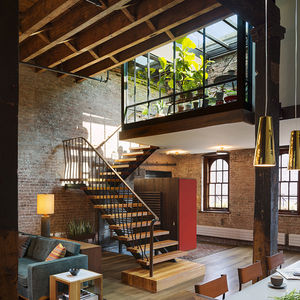 dod tribeca loft exposed brick