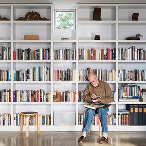 art life library shelves artek stool