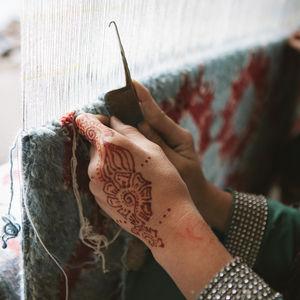goodweave loom henna