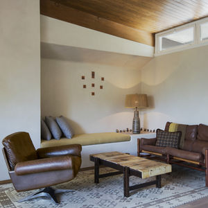 beachwood canyon living room