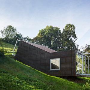 Camera Lucida artist's studio in Austria