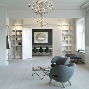 dinesen showroom living room copenhagen
