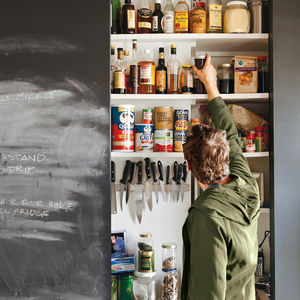 make it yourself my house pantry portrait