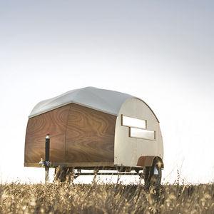 huttehut prefab trailer exterior