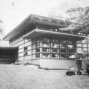 frank lloyd wright james mcbean residence madison