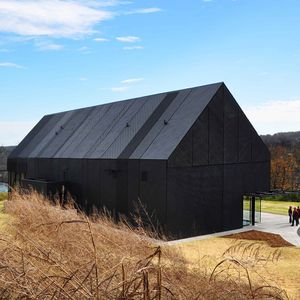 aia awards wild turkey bourbon visitor center