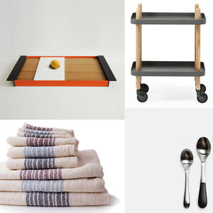 dwell modern wedding registry