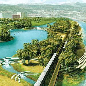 dwell on design los angeles los angeles river revitalization plan mia lehrer