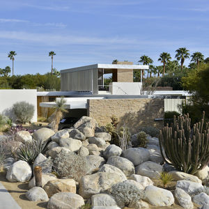 kaufmann house by richard neutra by david a lee