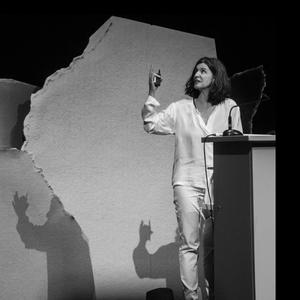 Hella Jongerius addresses Design Indaba.