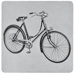 Miele bicycle.