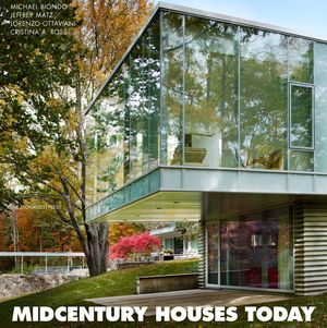 midcentury houses today cover
