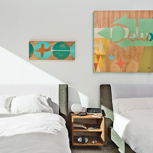 indian summer kids bedroom