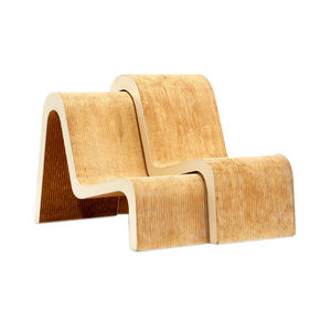 easy edge wiggle chair double seat