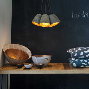 quazi handmade home pillows bowls