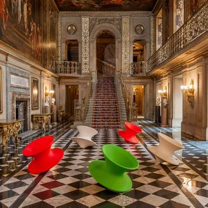 chatsworth magis spun chairs by thomas heatherwick c chatsworth house trust