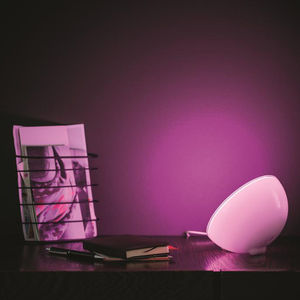 philips hue go purple