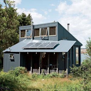 porter cottage exterior