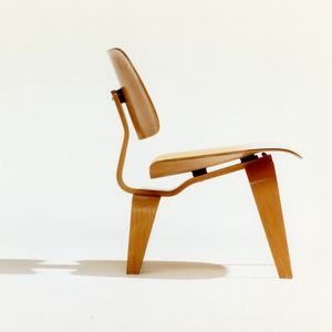 eames lounge chair profile