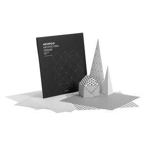 architectural origami set