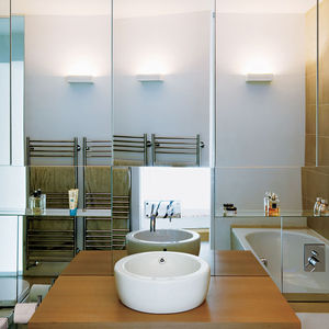 composite index house interior bathroom mirrors