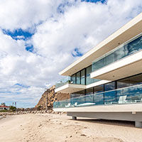 coastal contemporary sothebys malibu pacific coast highway